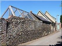 TL5646 : Linton buildings [2] by Michael Dibb