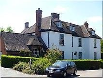 TL5646 : Linton houses [9] by Michael Dibb