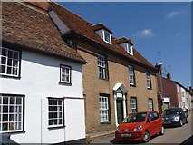 TL5646 : Linton houses [14] by Michael Dibb