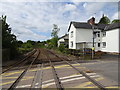 NY5156 : How Mill railway station (site), Cumbria by Nigel Thompson
