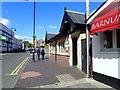 ST1871 : Public Toilets on Albert Street by Eirian Evans