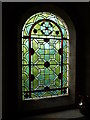 SO5429 : Window inside St. Catherine's Church (Nave | Hoarwithy) by Fabian Musto