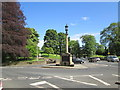 NU1913 : Alnwick  War  Memorial by Martin Dawes