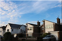 ST5775 : Houses on Northumbria Road, Westbury Park by David Howard