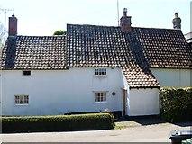 TL5646 : Linton houses [17] by Michael Dibb