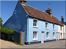 TL5646 : Linton houses [25] by Michael Dibb
