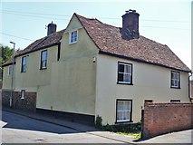 TL5646 : Linton houses [13] by Michael Dibb