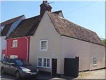 TL5646 : Linton houses [30] by Michael Dibb
