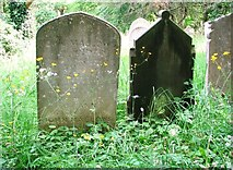 TG2408 : The grave of John Mallows by Evelyn Simak
