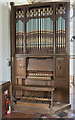 TG0136 : Organ, All Saints' church, Bale by Julian P Guffogg