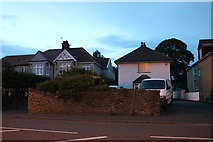 ST6476 : Houses on Cleeve Hill, Downend by David Howard