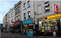 ST5874 : Shops on Cheltenham Road, Montpelier by David Howard