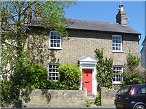 TL5646 : Linton houses [45] by Michael Dibb