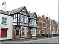 SJ4167 : The Ormonde Guest House, Station Road, Chester by Stephen Craven