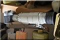 SJ6447 : Zenit Camera at Hack Green Nuclear Bunker by David Dixon