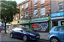 ST5771 : Southville Deli on North Street by David Howard
