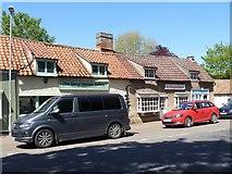 TL5646 : Linton buildings [11] by Michael Dibb