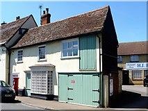 TL5646 : Linton buildings [16] by Michael Dibb