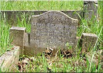 TG2408 : The gravestone of George Benjamin Payne by Evelyn Simak