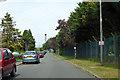 SU5803 : Foxbury Lane by Robin Webster