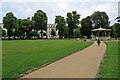 SP3165 : Leamington Spa: Pump Room Gardens by John Sutton