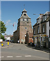 NO6107 : Tolbooth and town hall, Marketgate, Crail by Richard Sutcliffe