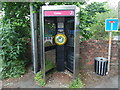 TL0211 : KX300 Telephone Kiosk in Great Gaddesden by David Hillas