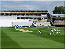 SP0684 : Edgbaston: on the first morning of a match by John Sutton