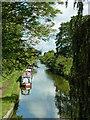 SP1971 : Grand Union Canal near Kingswood in Warwickshire by Roger  Kidd