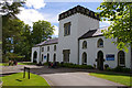 NG6304 : Armadale Castle Stables by Ian Taylor