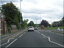 SE2040 : A65 New Road, Westfield by Colin Pyle