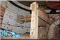 SP7420 : Quainton Windmill - sack hoist by Chris Allen