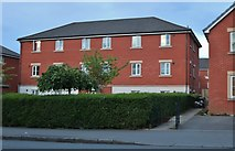 ST6077 : Block of flats on Filton Road, Northville by David Howard