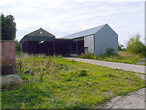 NY3853 : Cummersdale Grange Farm (3) by Rose and Trev Clough