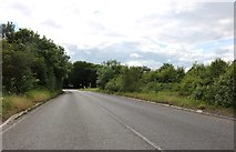 SP5925 : Bicester Road, Caversfield by David Howard