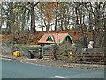 NY4054 : Public convenience, St Nicholas Bridges by Rose and Trev Clough