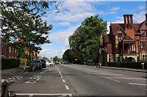 SP7416 : High Street Waddesdon by David Howard