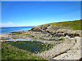 SH2988 : Porth Grugmor (Cable Bay), Anglesey by Jeff Buck