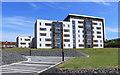 SO8455 : Accommodation for Worcester University by Des Blenkinsopp