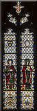 TG2308 : Orford window, Norwich Cathedral by Julian P Guffogg