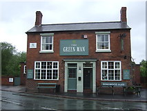SO8690 : The Green Man Inn, Swindon, Staffordshire by JThomas