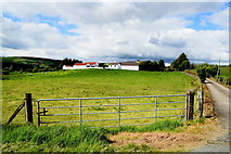 H5375 : Farm buildings, Oxtown by Kenneth  Allen