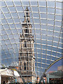 SE3033 : The spire of Holy Trinity, Leeds by Stephen Craven
