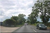 SP7432 : The A421, Thornborough by David Howard