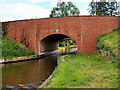 SJ4534 : Shropshire Union (Llangollen) Canal, Hampton Bank Bridge by David Dixon
