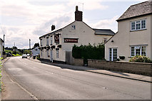 SJ4335 : Welshampton, The Sun Inn by David Dixon