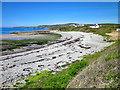 SH2987 : Porth Trwyn, Anglesey by Jeff Buck