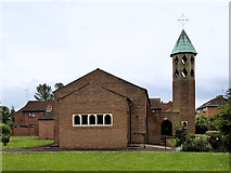 SJ5114 : Our Lady of Pity Church, Shrewsbury by David Dixon