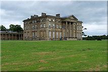 SJ5409 : Attingham Park Mansion by David Dixon