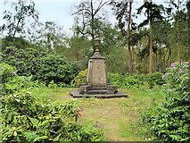 SJ5510 : Attingham Park, The Berwick Memorial by David Dixon